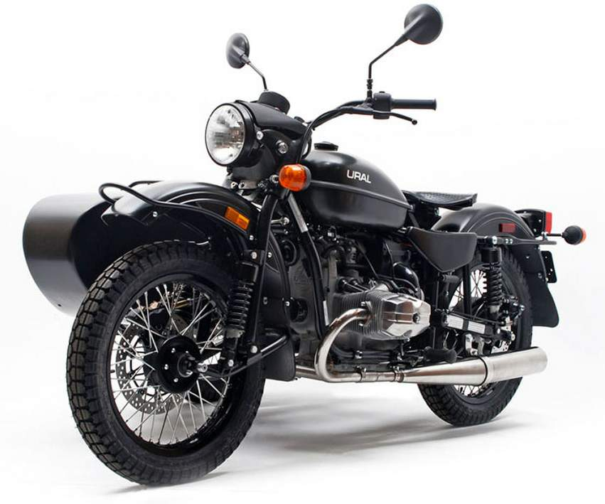 Ural T technical specifications